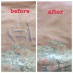帯についた色の修復